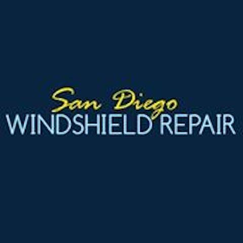 sdwr square logo san diego windshield repair